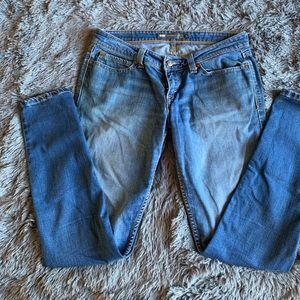 Levis Demi curvy jeans